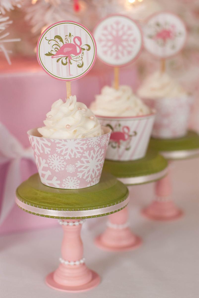 Festive Flamingo Party