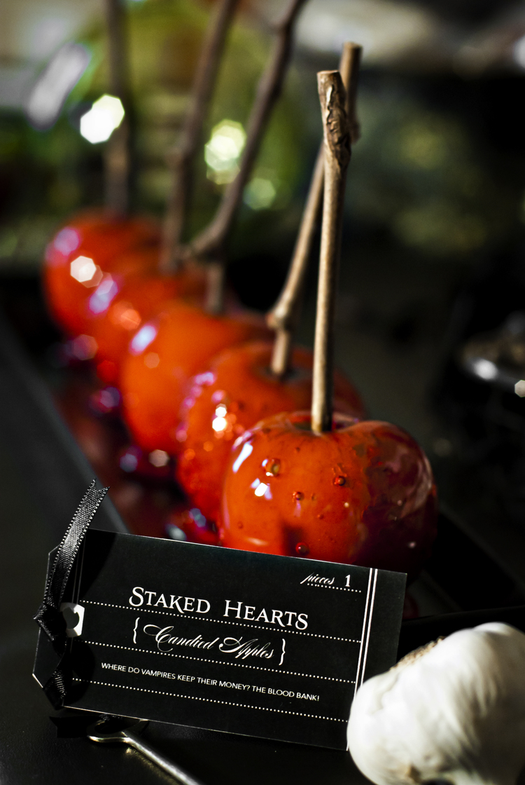 "candy apple ""staked hearts"" — hello my sweet"