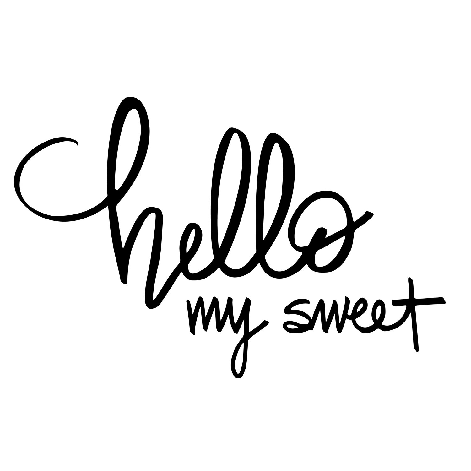 Hello My Sweet