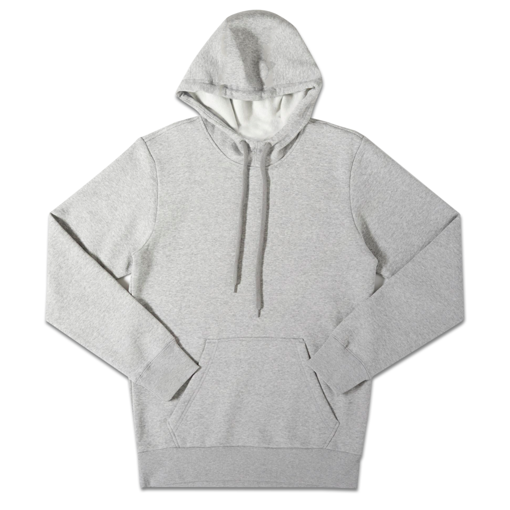 HOODIE CLASSIC FLEECE HOODIE 50% COTTON / 50% POLYESTER Size Chart