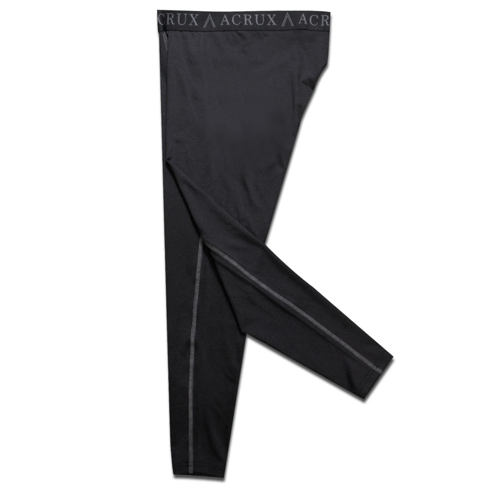 LADIES' PERFORMANCE LEGGINGS CONTRAST STITCHING 88% POLYESTER / 12% SPANDEX Size Chart