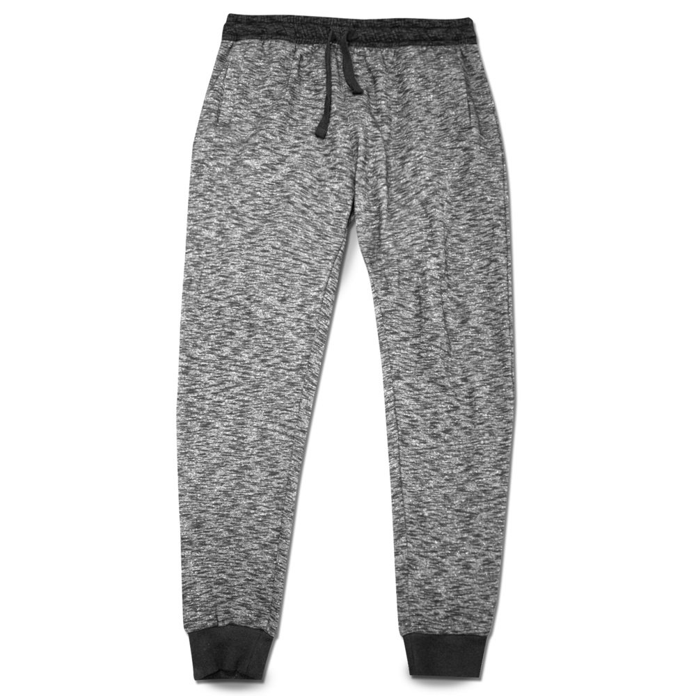 JOGGER PANTS TAPERED BOTTOM 80% COTTON / 20% POLYESTER Size Chart
