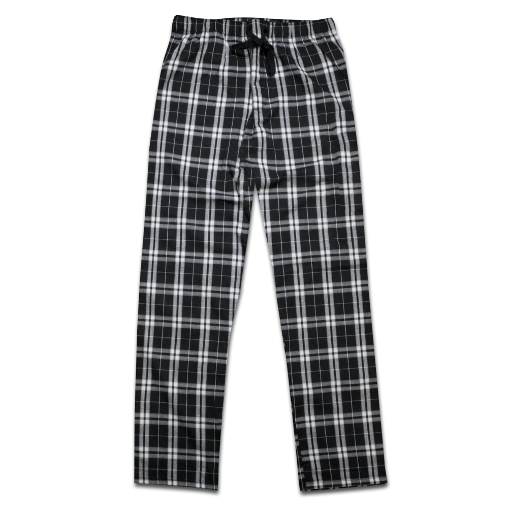PAJAMA PANTS FLANNEL MATERIAL 100% RINGSPUN COTTON Size Chart