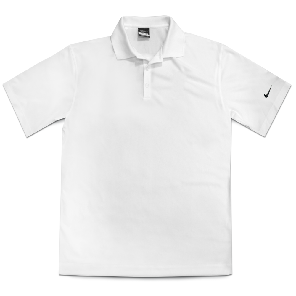 NIKE POLO DRI-FIT GOLF POLO 100% POLYESTER Size Chart