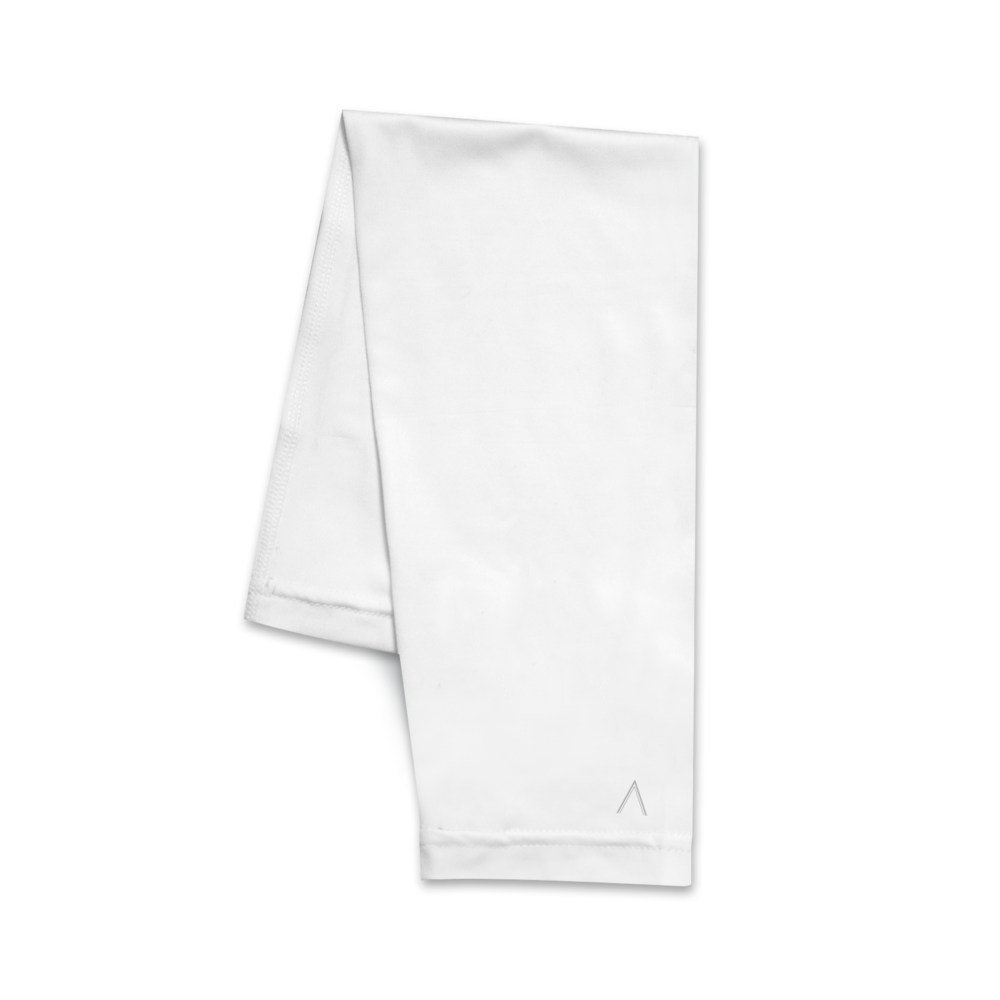 ARM SLEEVE DRI-FIT FABRIC FOR ZONED VENTILATION 80% POLYESTER / 20% SPANDEX