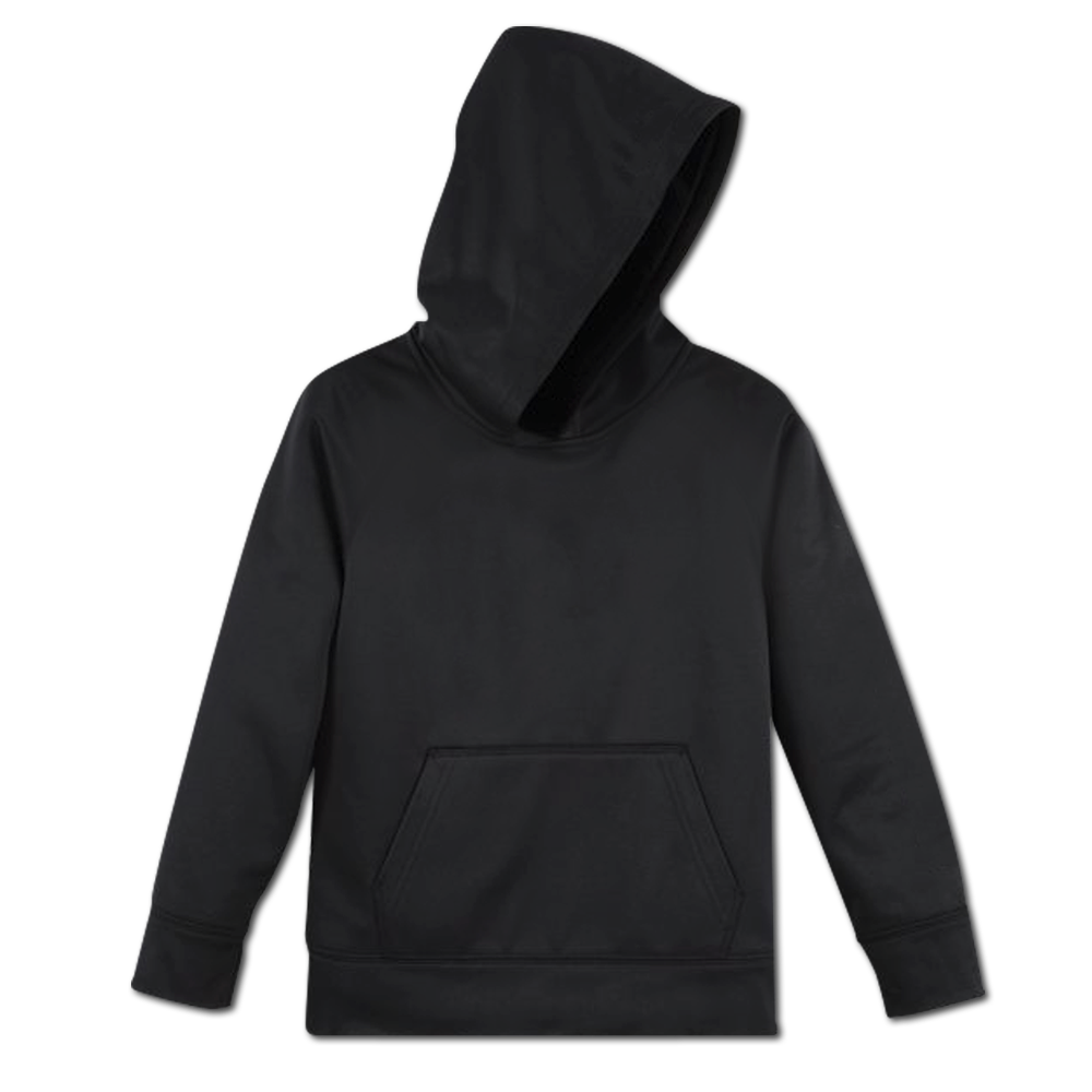 YOUTH HOODIE CLASSIC FLEECE HOODIE 50% COTTON / 50% POLYESTER Size Chart