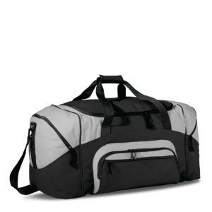 "OVERSIZE DUFFEL    13.5"" HIGH   x   27.25"" WIDE   x  14.5"" DEEP    TONS OF SPACE    CAPACITY"