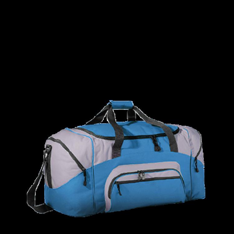 Fan Cloth Duffel Bag Blue 922683bedb385