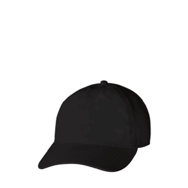 ad4e8298496 Fan Cloth Golf Cap Black