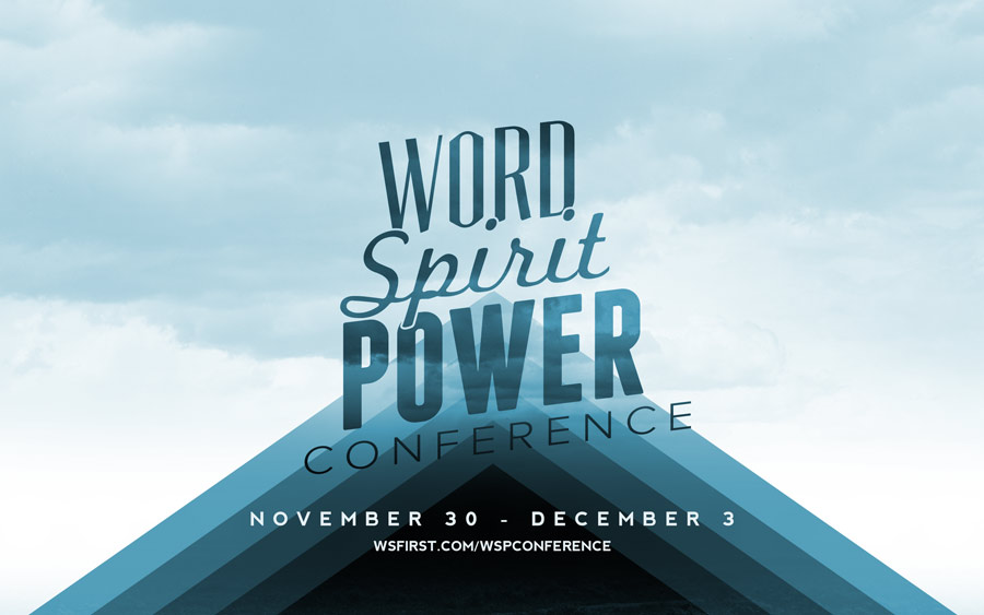 WordSpiritPowerConference