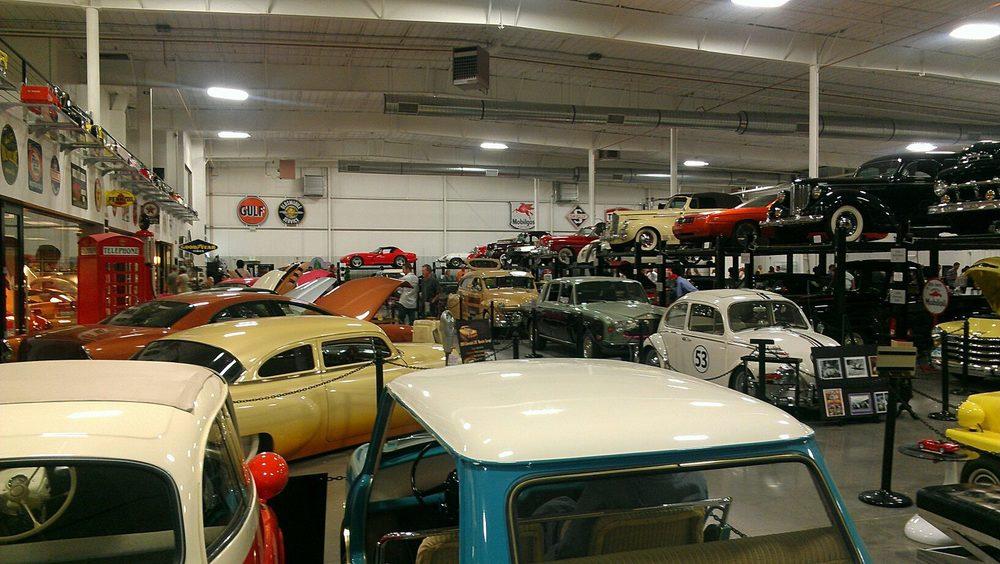 Allen Unique Autos - Gorgeous Auto Museum!