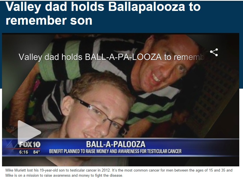 1st Annual Ball-A-Palooza