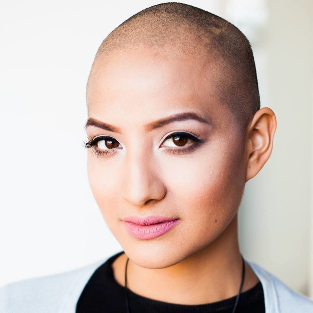 Nalie Agustin, Young Adult Breast Cancer Thriver at Nalie.ca. Image used with permission.