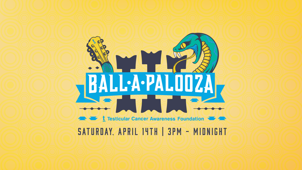 3rd Annual Ball-A-Palooza Event in Grand Junction on Saturday, April 14th