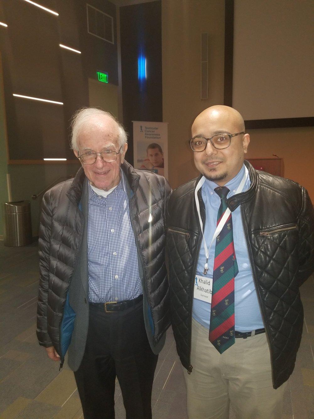 Dr. Einhorn & Khalid.jpg