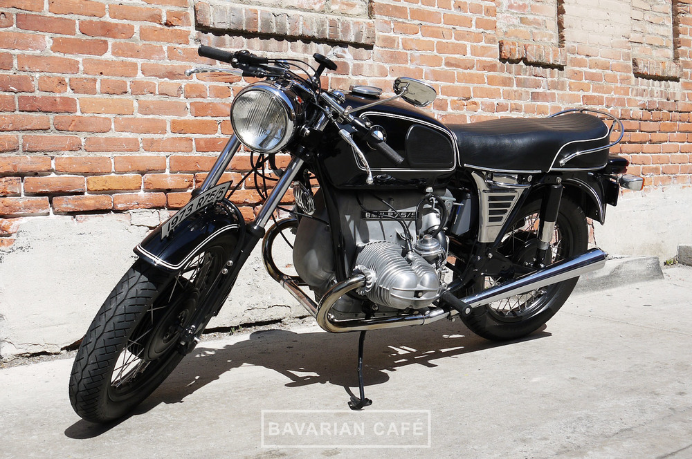 1972 bmw r75 5 bavarian cafe. Black Bedroom Furniture Sets. Home Design Ideas