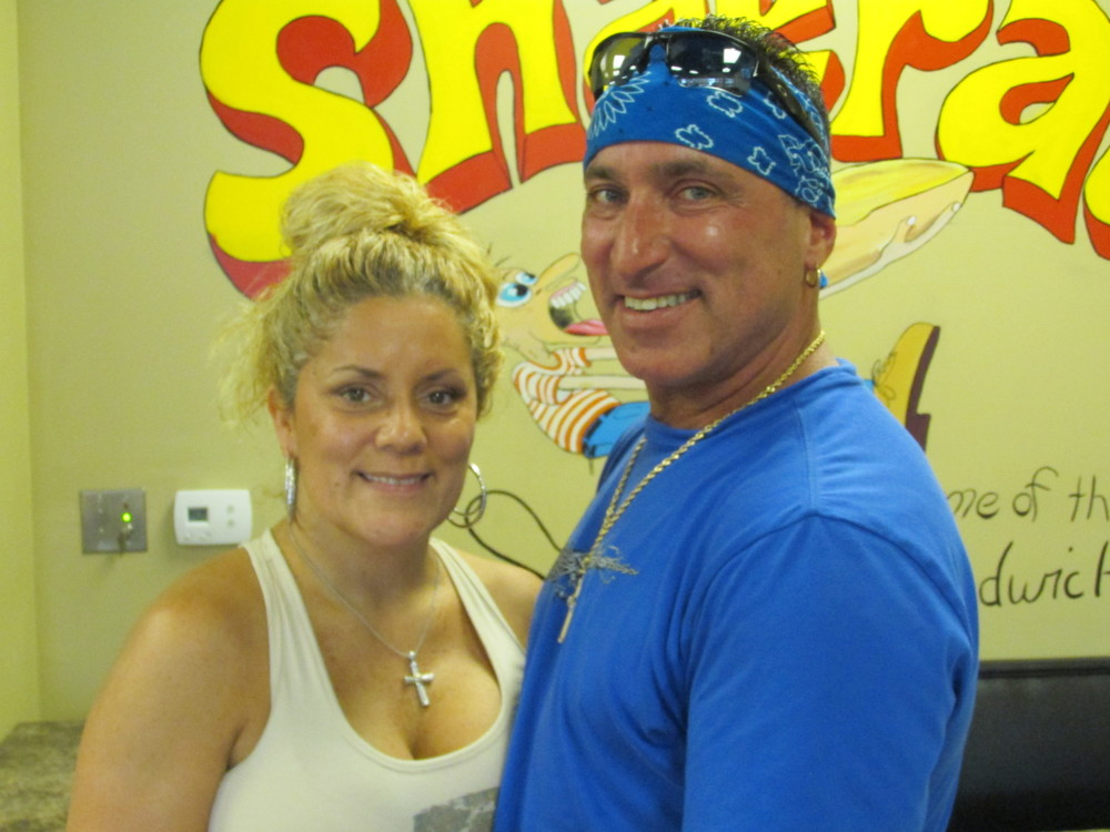 Jeff and Anuhea Shakra