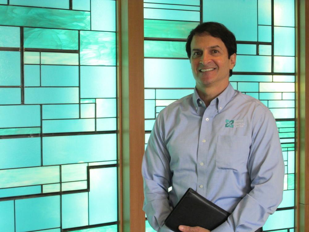 Rev. Peter Mariades
