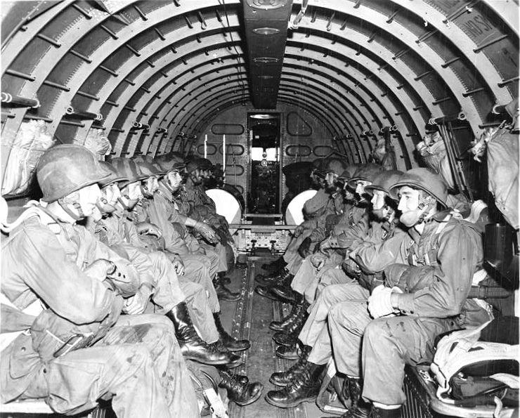 World War II U.S. Paratroopers U.S. Army