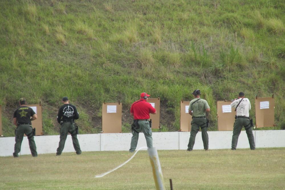 Martin County Sheriff SWAT Team Training