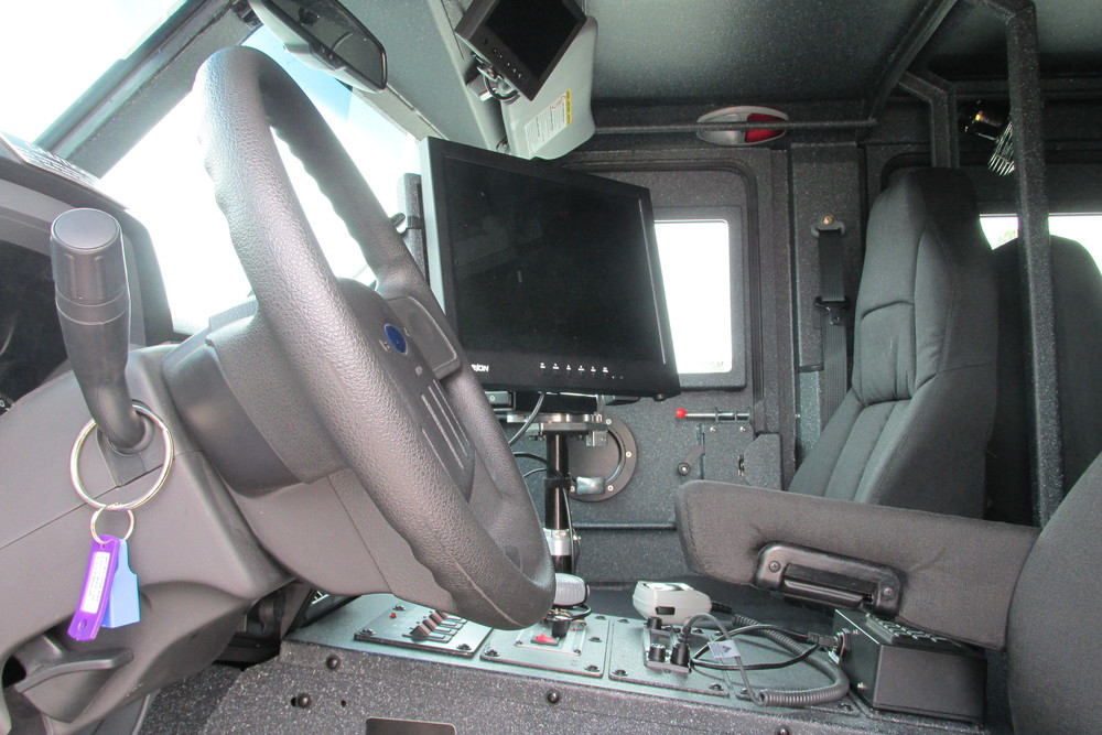 Inside the BearCat