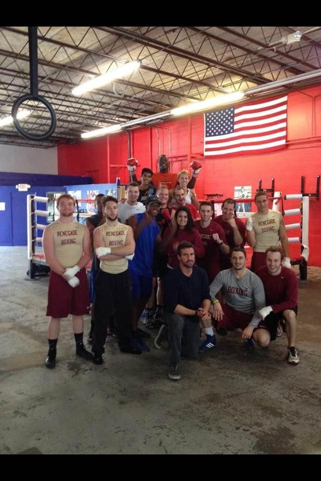 Renegade Boxing Club