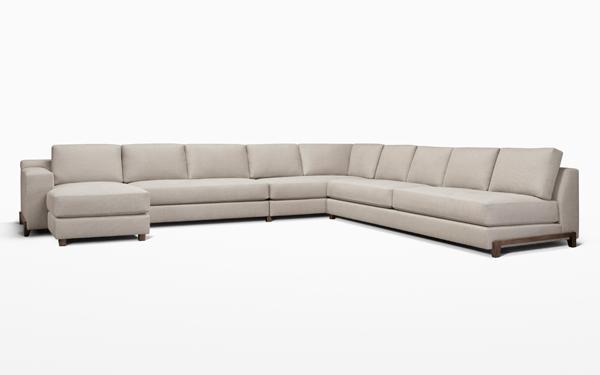 Custom Sectional Sofa 002