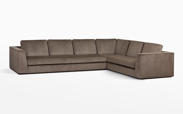 Custom Sectional Sofa 001