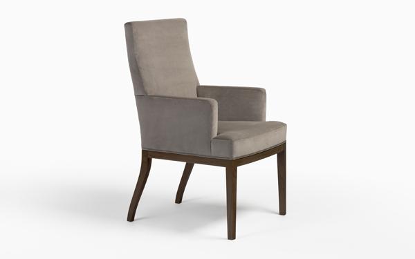 Salon Dining Arm Chair