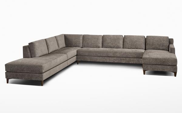 Custom Sectional Sofa 003