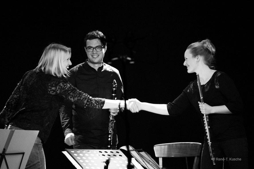 Ensemble Via Nova and Hollie Harding