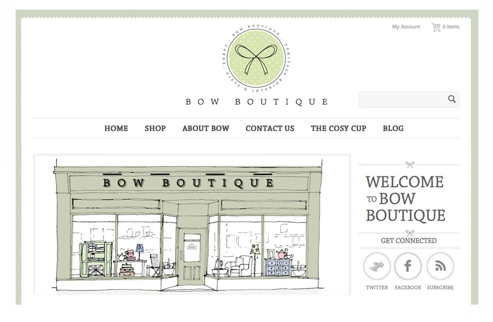 Bow Boutique, Derbyshire