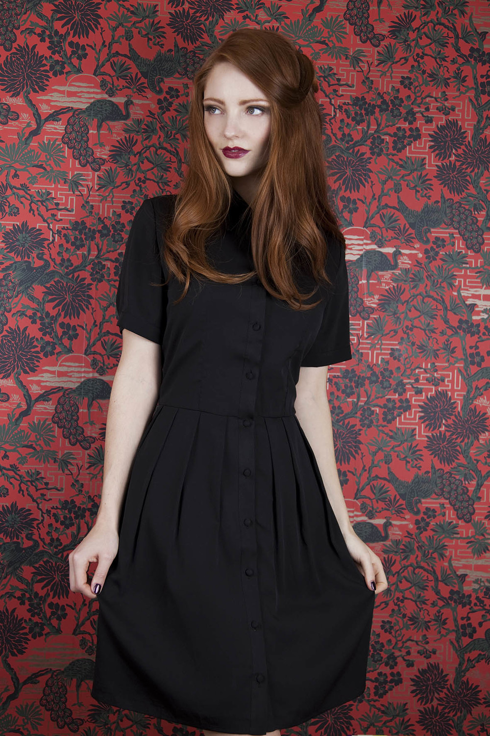 blackshirtdress