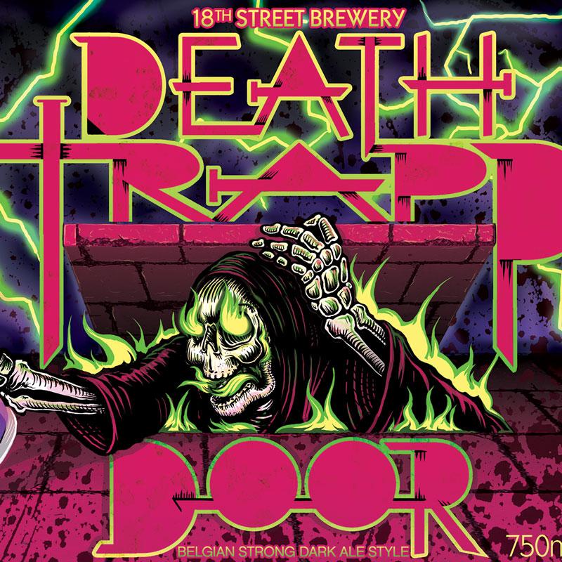 18th_Death_Trapp_Door_zoom.jpg  sc 1 st  Joey Potts & Death Trapp Door u2014 Joey Potts pezcame.com