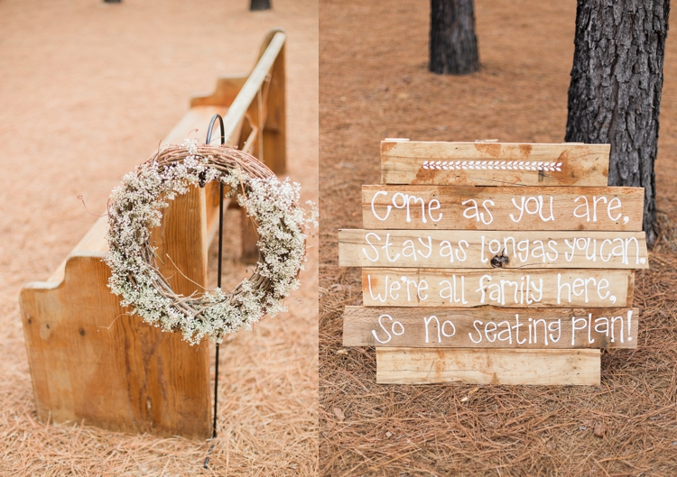 Southern Georgia Outdoor Wedding - Fine Art Photographer