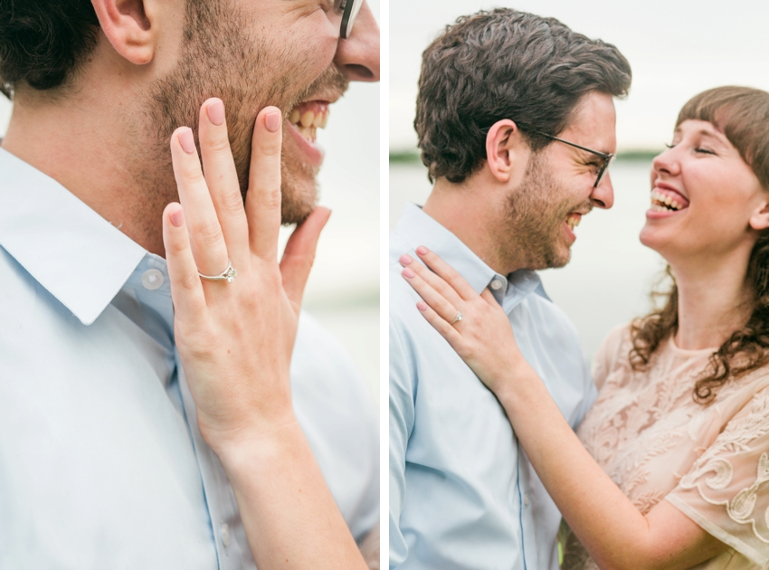 Surprise Proposal in Lakeland FL | Ashley Holstein Photography | Fine Art Film Photographer