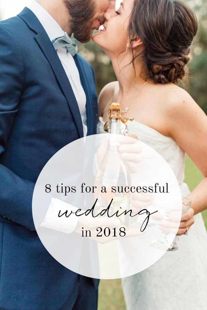 8 Tips for a Successful Wedding in 2018 | FL Film Photographer | Ashley Holstein Photography.png