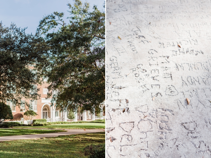 Florida Engagement Session Southern College Lakeland, FL - Light & Airy Photographer | Ashley Holstein Photography