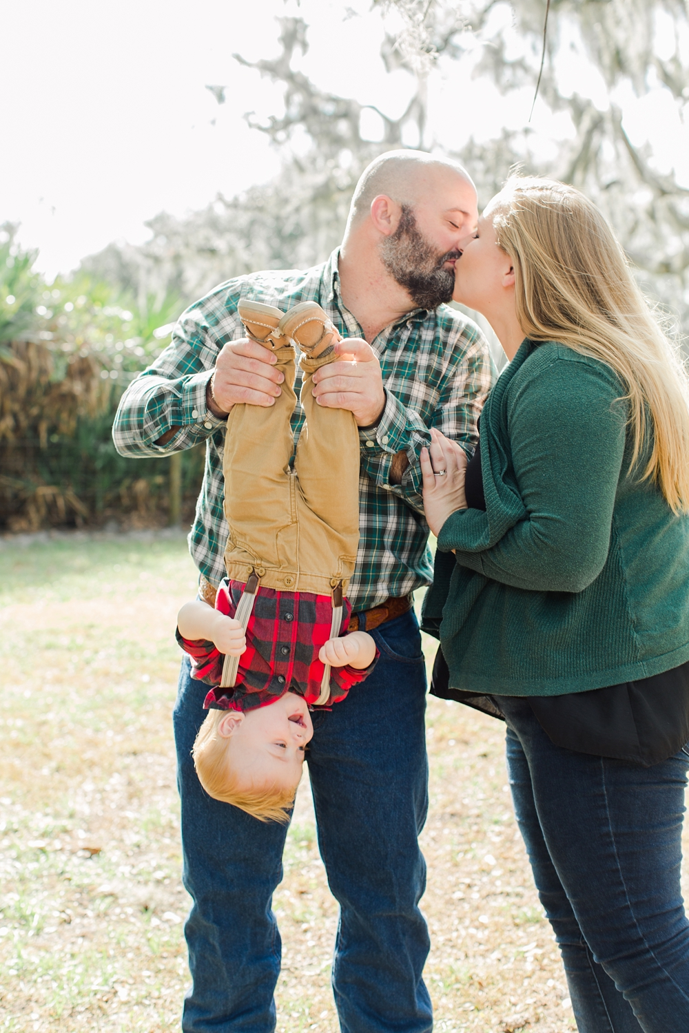Ashley Holstein Photography | Wauchula Florida Family Session | Film Photographer Fun Family Photographer