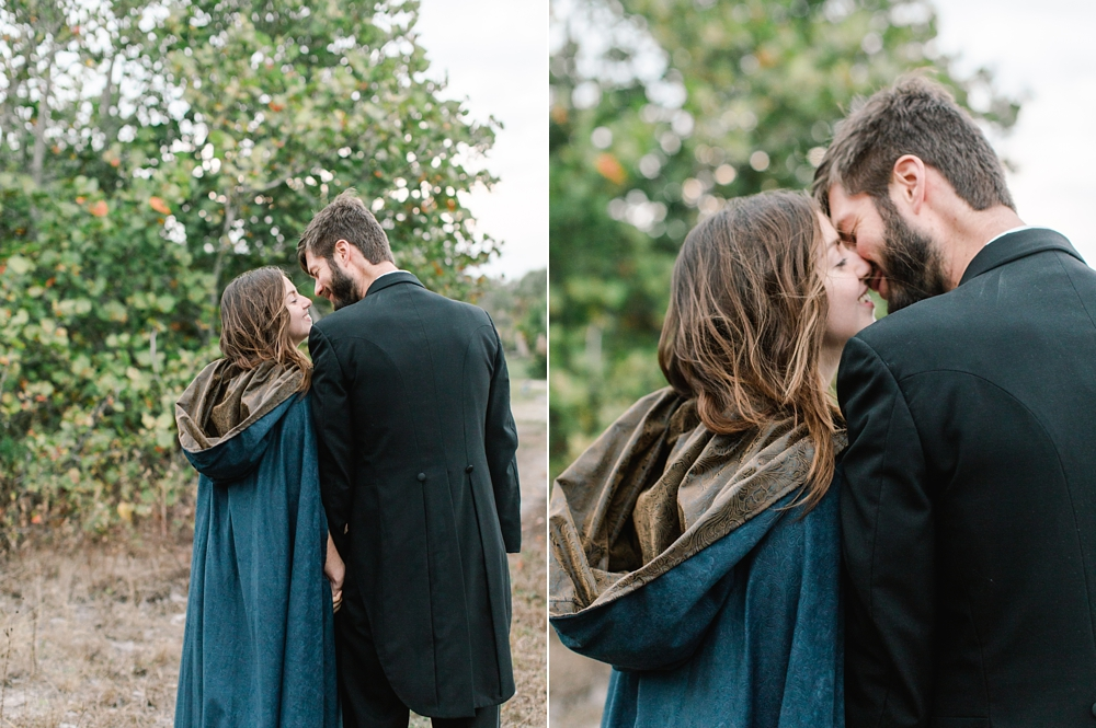 Ethereal Anniversary Session | St Pete Florida | Timeless | Organic Imagery | Ashley Holstein Photography