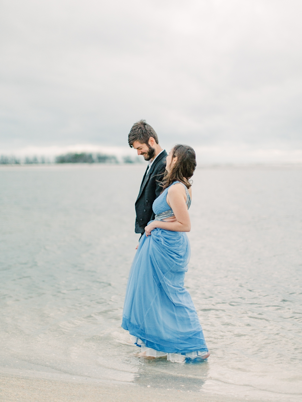 Ethereal Anniversary Session | Fort De Soto | Timeless | Fine Art Photographer | Ashley Holstein Photography