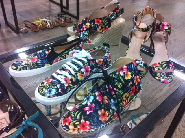 Floral Dolce Vita Shoes