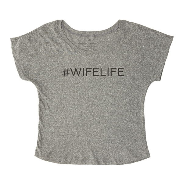 #WIFELIFE Tee
