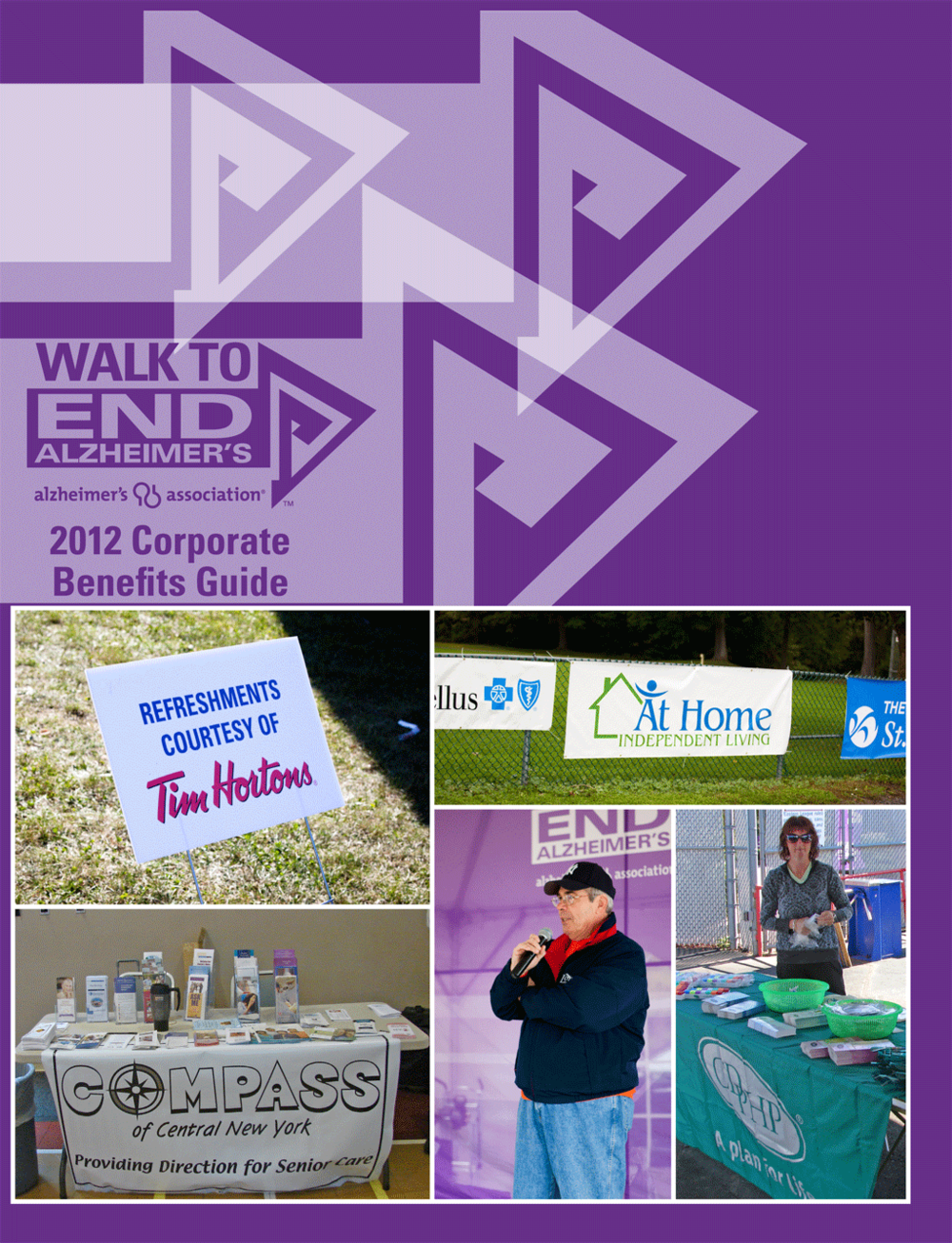 Walk To End Alzheimer's Corporate Prospectus