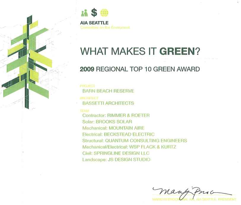 Barn Beach Green Award.jpg