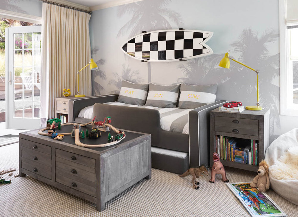 Studio Munroe Urban Interior Design Kids Room