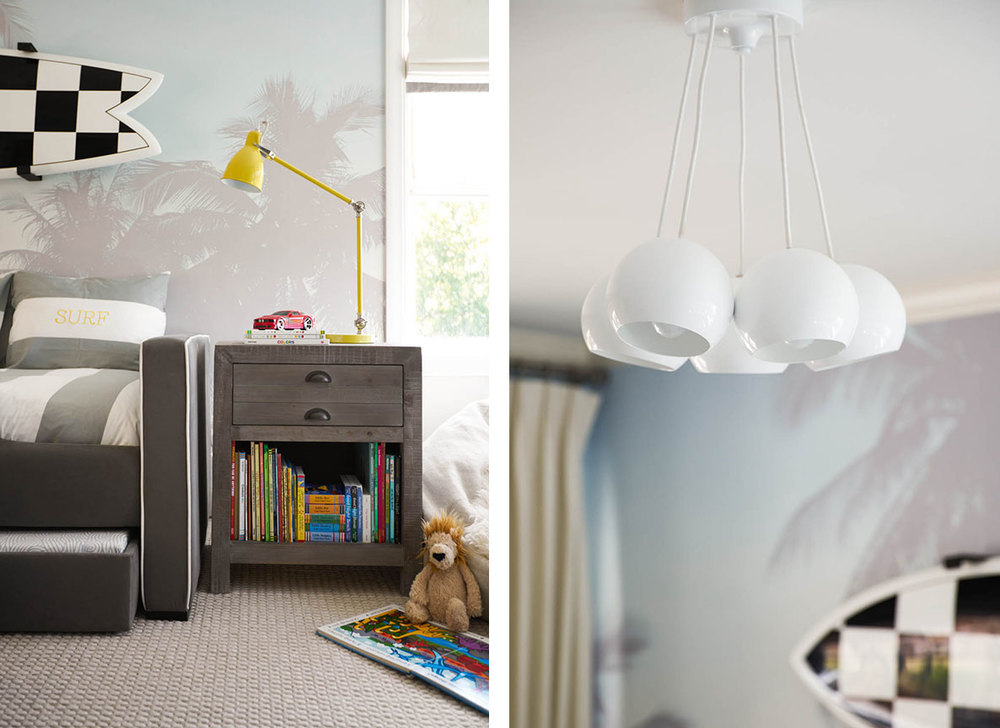 Studio Munroe Urban Interior Design Kids Bedroom