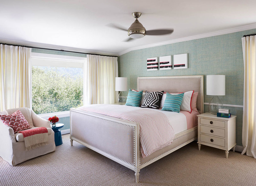 Studio Munroe Urban Interior Design Bedroom