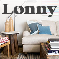 "Lonny Magazine February 2016 ""Home Tour"""