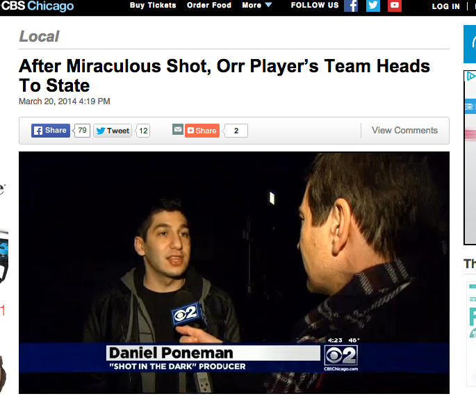 Daniel Poneman - CBS News Chicago